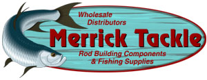 Merrick Tackle Rod Blanks