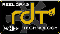 Aftco Reel Drag Techology logo