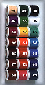 Fishing Rod Wrapping Threads