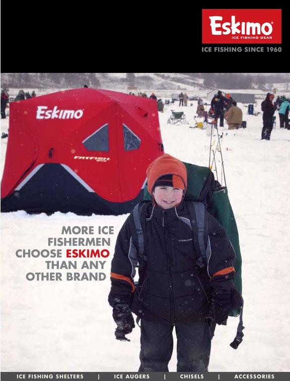 Eskimo Ice Fishing Gear